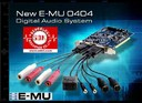 E-MU Audio Interface - 0404